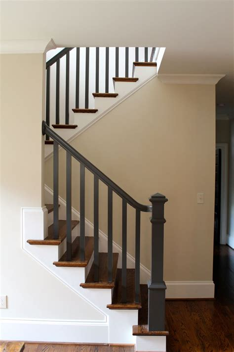 Banister And Spindles by Banister For Staircase Staircase Banister Including