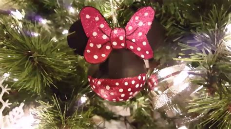 3 easy diy disney ornaments