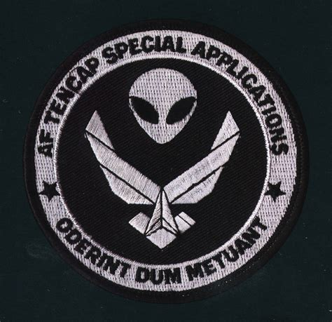 Patchwork Patches - the secret space war beyond black national security