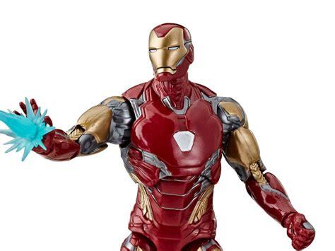 avengers endgame marvel legends iron man thor baf