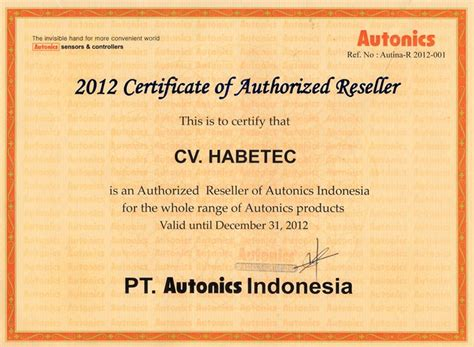 Appointment Letter Adalah Certificate 187 Letter Of Appointment Habe Tec