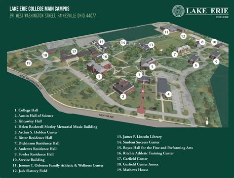 Mba Program Courses Lake Erie College by Lake Erie College Blonds