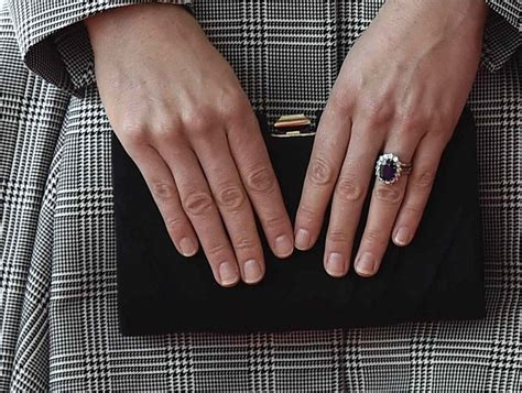 Wedding Ring Kate Middleton by What Is The Third Ring Kate Middleton Wears With