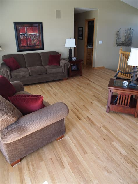 Unfinished vs. Prefinished   Natural Accent Hardwood Floors