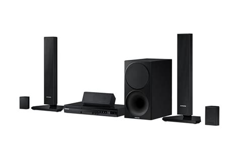 Home Theater Samsung Terbaru 1 000 w 5 1ch dvd home entertainment system f453 samsung