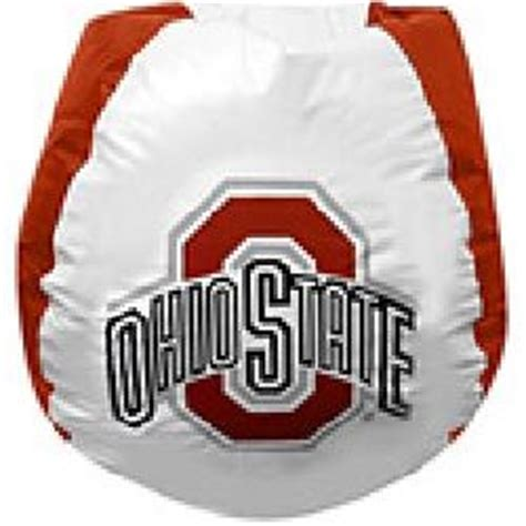 college football bean bag chairs 1585 best images about ohio state buckeyes on