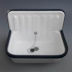 White Enamel Kitchen Sinks Labour And Wait Enamel Sink