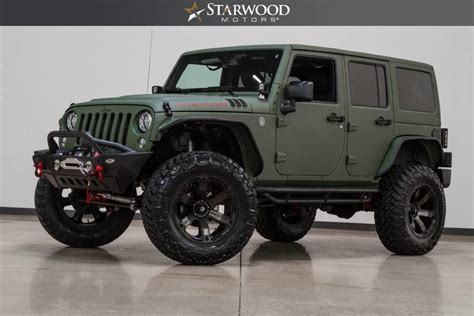 jeep rubicon 2017 grey starwood motors 2017 jeep wrangler unlimited rubicon