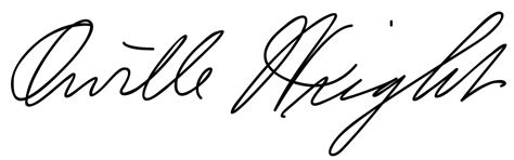 file orville wright signature svg wikimedia commons