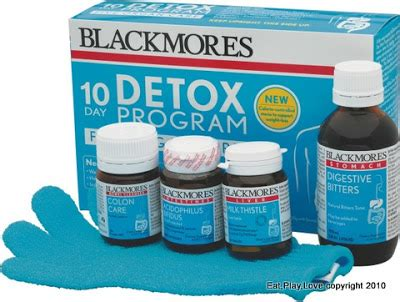 Blackmores 10 Day Detox by Summer S Coming Diet Detox Starting Aroi Me By