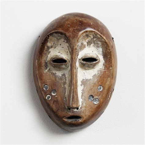 Lega Congo Mask Furniture   Mix Furniture