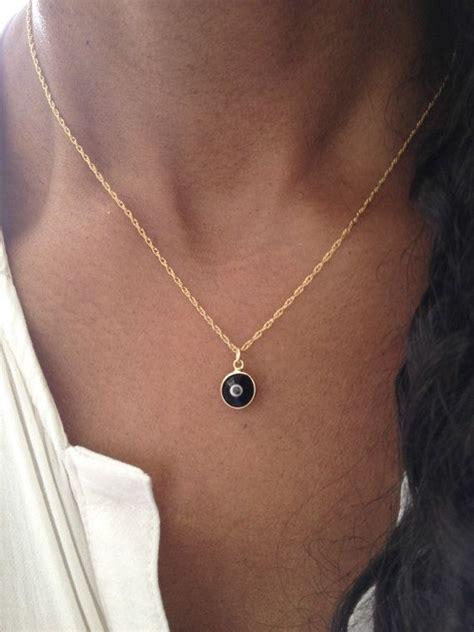 Black Evil Eye Necklace by Best 25 Eye Necklace Ideas On Evil Eye
