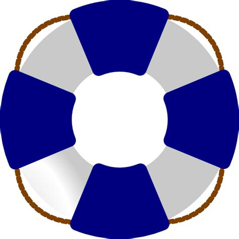 lifeboat ring clipart lifesaver redwhiteblue clip art at clker vector clip