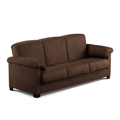 microsuede sleeper sofa microsuede sofa sleeper furnishings micro suede sofa