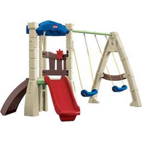 little tikes swing set walmart ironkids inspiration 250 fitness playground metal swing set