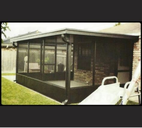 outdoor screen rooms glass or screening allows you to covered patios and patio cover ideas by buildpro