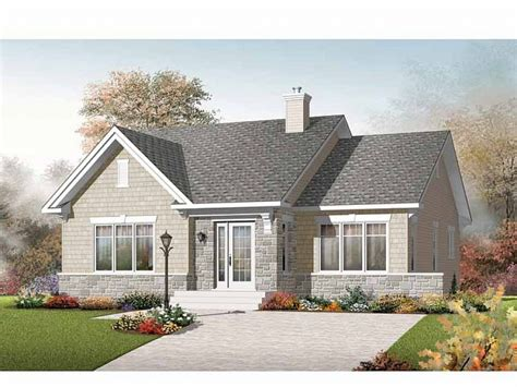 Elevated Bungalow House Plans Elevated 2 Bedroom Bungalow House 2 Bedroom Bungalow House Plans Classic House Plans