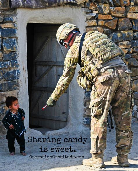 Lets Troops ready to let s send some sweet treats to the troops