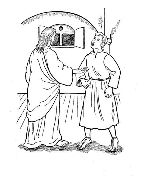 catholic coloring pages for easter st the apostle doubting catholic coloring
