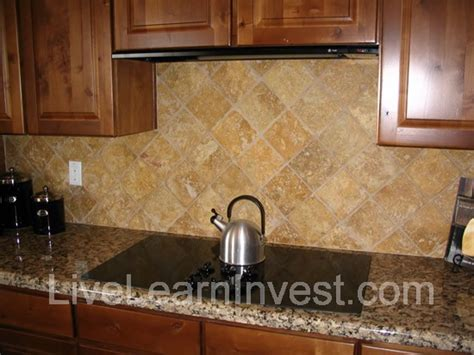 kitchen backsplash with granite countertops granite countertops and kitchen tile backsplashes 4 live learn invest