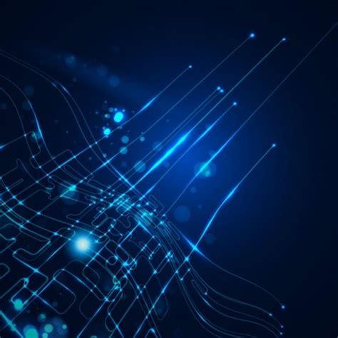 coklat dinamis garis vektor latar belakang vector latar cahaya latar belakang biru garis dinamis vector latar