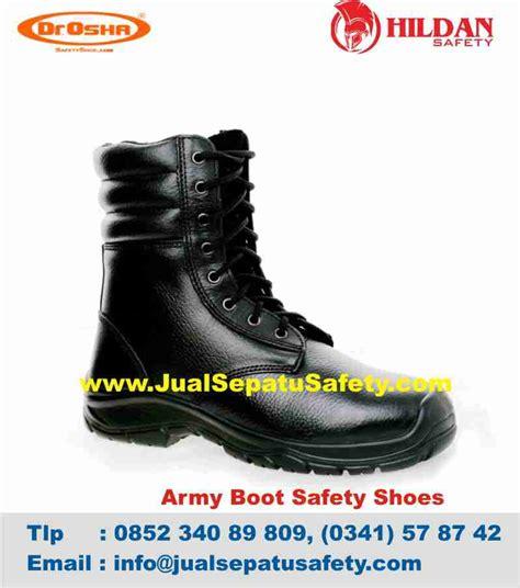 Sepatu Safety Import Harga Sepatu Safety Dr Osha Import Termurah Safety Shoes