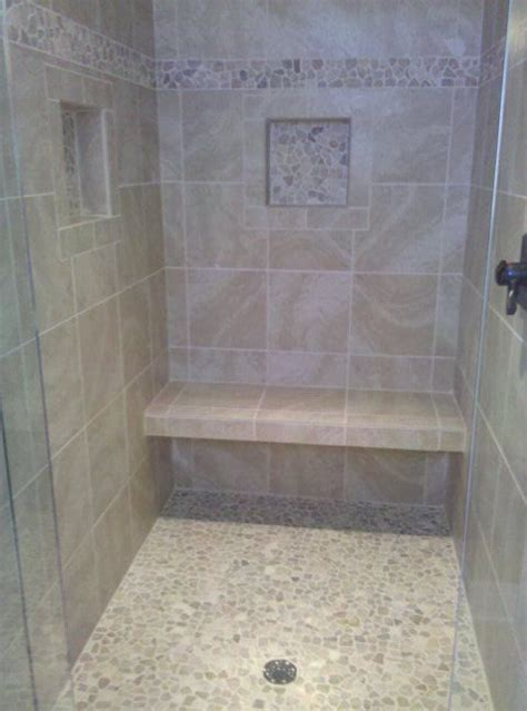 bathroom shower stall tile designs bali cloud pebble tile pebble floor tile and stalls