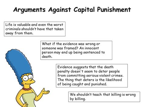 Capital Essay Debate by Arguments Against Capital Essay