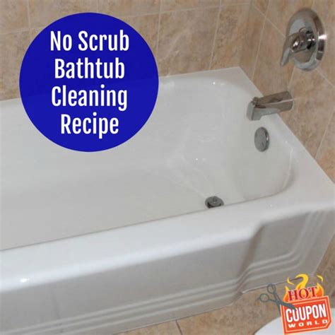 no scrub bathroom cleaner no scrub bathtub cleaner 28 images uncategorized best