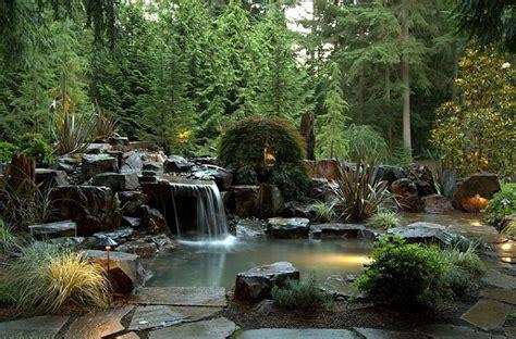 giochi d acqua giardino giochi d acqua 42 idee tra fontane e cascate per