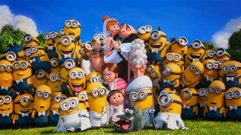 Minion hd wallpapers dekstop backgrounds pictures to pin on pinterest