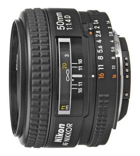 Lensa Nikon Af 50mm F 1 4 D nikon af 50mm f 1 4d nikkor lens a