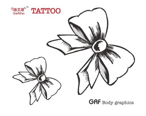 bow ribbon tattoo designs 30 ribbon designs