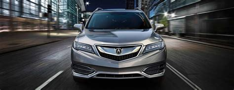 2016 rdx exterior in slate silver metallic with accessory
