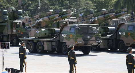 china increases its missile forces while opposing u s arms race china s new missile defense system to defend