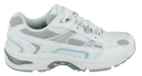 orthaheel athletic shoes orthaheel walker athletic shoe leather womens walking