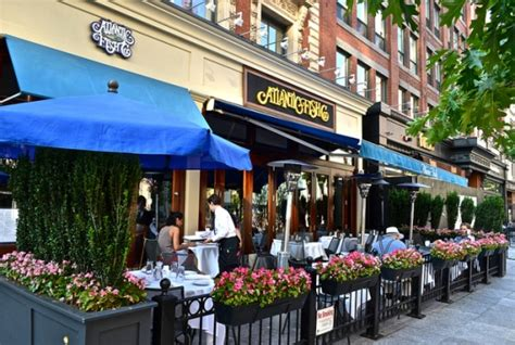 best seafood restaurants in boston seafood restaurant in boston atlantic fish company