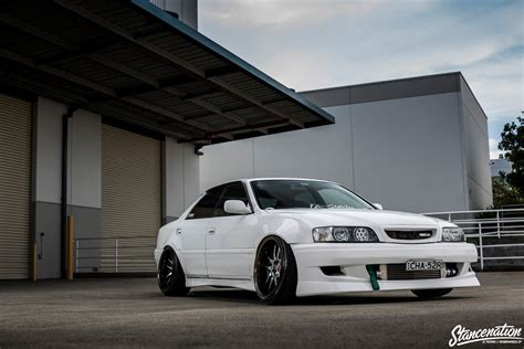 chaser the timeless shane konzen s toyota chaser stancenation form gt function