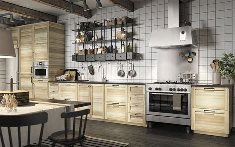 ikea design a kitchen bring a feeling of tradition quality and handmade