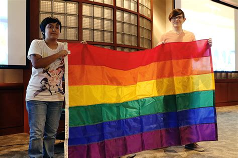 Out And About Nation 12 by Lgbt Community Celebrates National Coming Out Day The