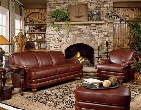 leather barn furniture