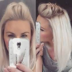 braided pompadour hairstyle pictures 10 medium length styles perfect for thin hair popular