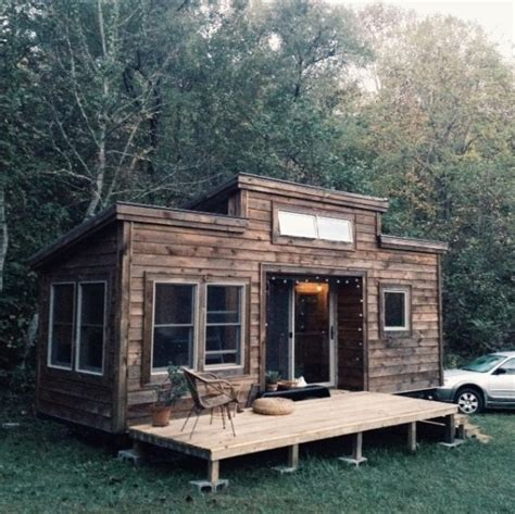 Small Home Builders Asheville Natalie S Tiny House On Wheels By Nanostead