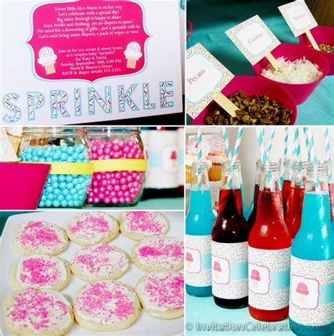 Sprinkle Baby Shower Food Ideas by 17 Best Images About Sprinkle On