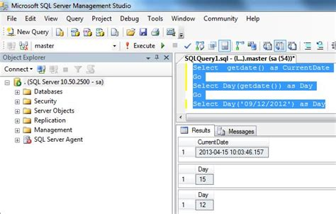vbscript format date mysql getting date and time parts from datetime in sql server