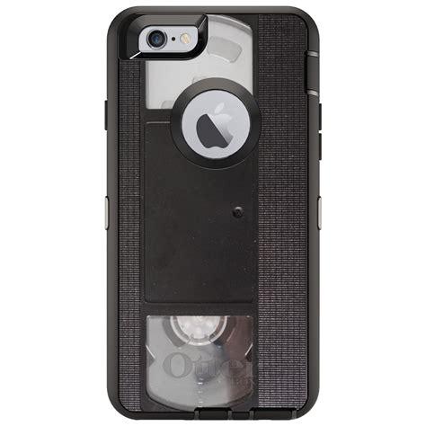 custom otterbox defender for iphone 6 6s 7 plus vhs ebay