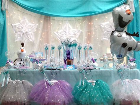 frozen birthday theme decorations southern blue celebrations frozen ideas