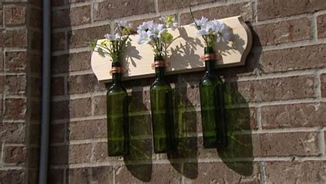 easy home projects for home decor wine bottle crafts the yes girls