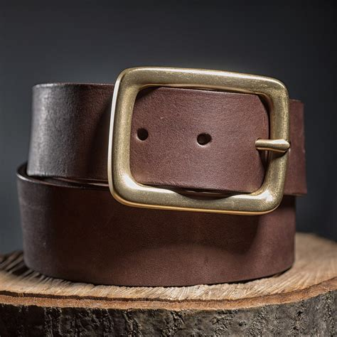 leather belt leather belt for heavy duty leather belt