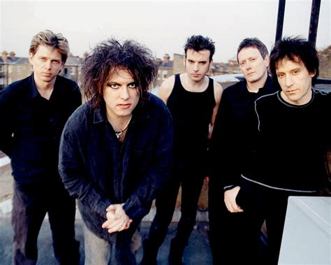 The Cured the cure en colombia 2013 abr 19 en el parque simon